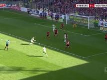 Freiburg 0:2 VfL Wolfsburg