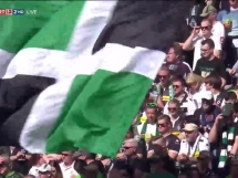 Borussia Monchengladbach 2:1 Hertha Berlin