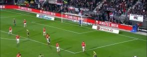 AZ Alkmaar 2:3 PSV Eindhoven