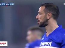 Sampdoria 0:0 Genoa