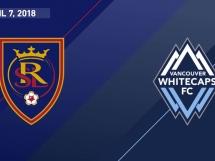 Real Salt Lake 2:1 Vancouver Whitecaps