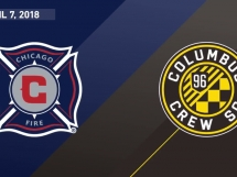 Chicago 1:0 Columbus Crew
