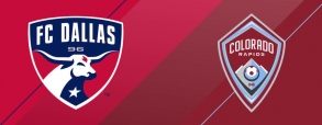 FC Dallas 1:1 Colorado Rapids