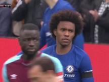 Chelsea Londyn 1:1 West Ham United