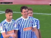 Real Sociedad 5:0 Girona FC