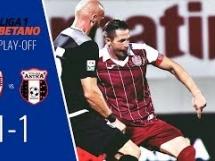 CFR Cluj 1:1 Astra Giurgiu