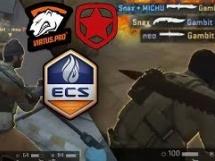 Virtus.pro 1:0 Gambit Esports