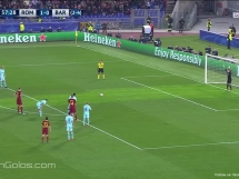 AS Roma 3:0 FC Barcelona