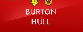 Burton Albion - Hull City