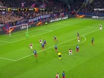 CSKA Moskwa 2:2 Arsenal Londyn