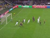 Olympique Marsylia 5:2 RB Lipsk