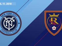 New York City FC 4:0 Real Salt Lake