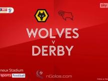 Wolverhampton 2:0 Derby County