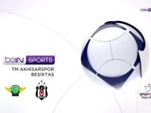 Akhisar Belediye 0:3 Besiktas Stambuł