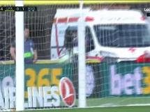 Las Palmas 0:1 Real Sociedad