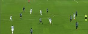 Atalanta 0:0 Inter Mediolan