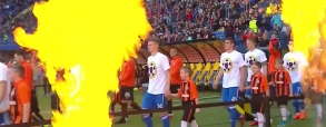 Szachtar Donieck 0:1 Dynamo Kijów