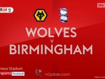 Wolverhampton 2:0 Birmingham