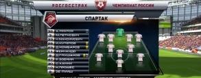 Urał Jekaterynburg - Spartak Moskwa