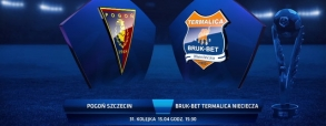 Pogoń Szczecin 2:0 Termalica Bruk-Bet Nieciecza