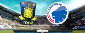 Brondby IF 2:1 FC Kopenhaga
