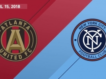 Atlanta United 2:2 New York City FC