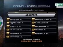 Avangard Kursk 1:0 FC Shinnik Jarosław