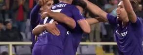 Błędy Drągowskiego i cztery gole stracone! Fiorentina przegrywa z Lazio!