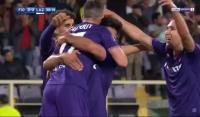 Błędy Drągowskiego i cztery gole stracone! Fiorentina przegrywa z Lazio! [Wideo]