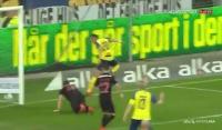 Wilczek zdobywa dwa gole z FC Midtjylland! [Wideo]