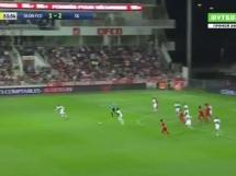 Dijon 2:5 Olympique Lyon