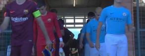 Manchester City U19 4:5 FC Barcelona U19