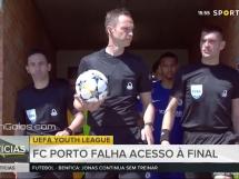 Chelsea Londyn U19 2:2 FC Porto U19