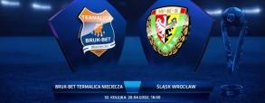 Termalica Bruk-Bet Nieciecza 1:2 Śląsk Wrocław