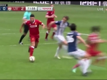 West Bromwich Albion 2:2 Liverpool