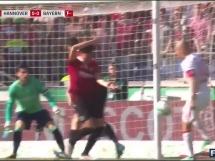 Hannover 96 0:3 Bayern Monachium
