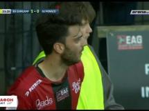 Guingamp 3:1 AS Monaco