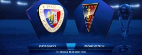 Piast Gliwice 0:0 Pogoń Szczecin