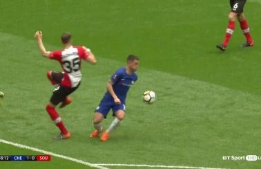 Chelsea wygrała z Southampton! [Wideo]
