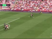 Arsenal Londyn 4:1 West Ham United