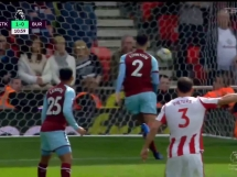 Stoke City 1:1 Burnley