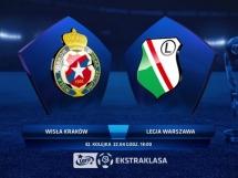 Wisła Kraków 0:1 Legia Warszawa