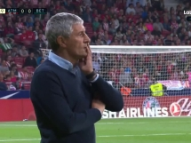 Atletico Madryt 0:0 Betis Sewilla