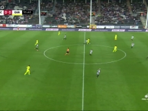 Charleroi 2:1 Gent