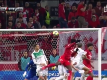 Spartak Moskwa 1:3 Achmat Grozny