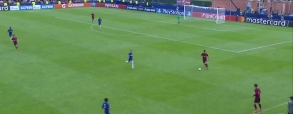 Chelsea Londyn U19 0:3 FC Barcelona U19