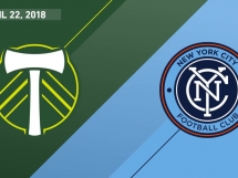 Portland Timbers 3:0 New York City FC