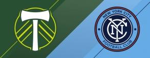 Portland Timbers 3:0 New York City FC