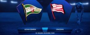 Lechia Gdańsk 0:0 Cracovia Kraków