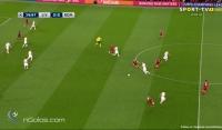Liverpool jedną nogą w finale!  [Wideo]